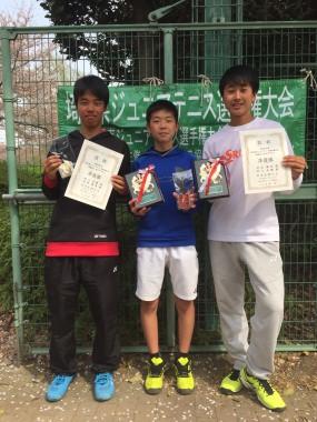 テニス 関東 ジュニア